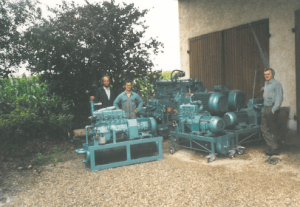 1988-89 CHP with Opel and Ford Motors 2