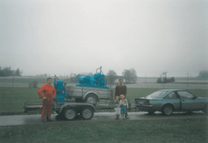 1994 CHP with Opel and Ford Motors