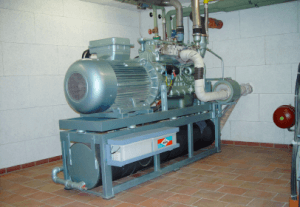 1996-99 CHP based on MAN - Gas Engines